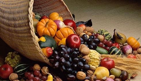 Frutti e verdure autunnali da non perdere