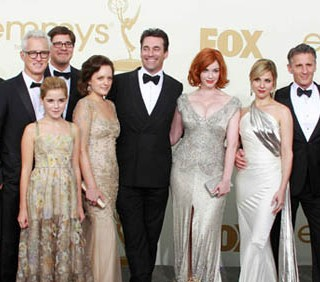 Emmy Awards, trionfano Mad Men e Modern Family
