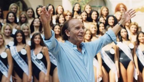 È morto Enzo Mirigliani, patron di Miss Italia