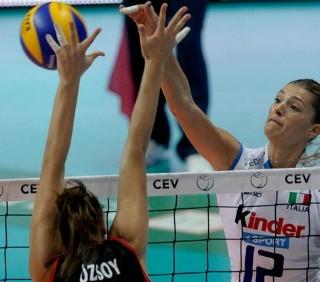 Pallavolo: Italia battuta dalla Turchia, ma si va ai quarti