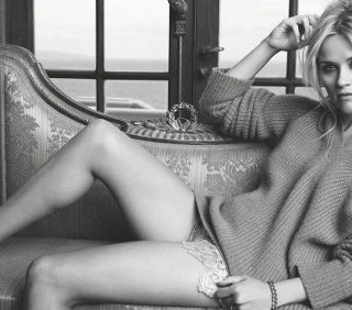 Reese Witherspoon su Marie Claire