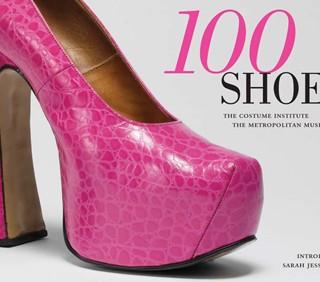 """Sarah Jessica Parker presenta """"100 Shoes"""""""