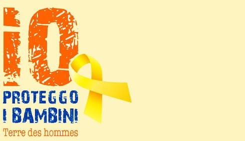 Violenze sui bambini: il fiocco giallo di Terre des Hommes