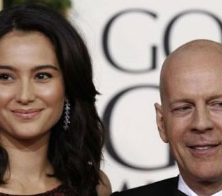 Bruce Willis di nuovo papà