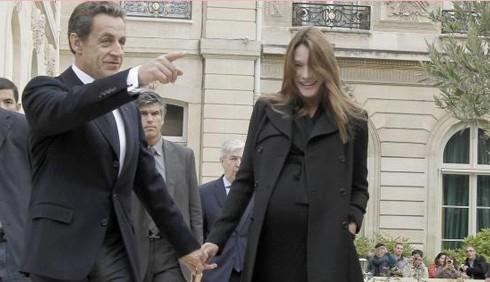 Carla Bruni, è nata la figlia Dalia