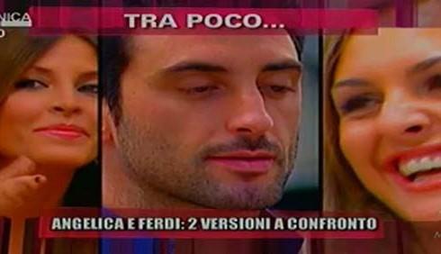 Ferdinando Giordano ha tradito Angelica Livraghi?