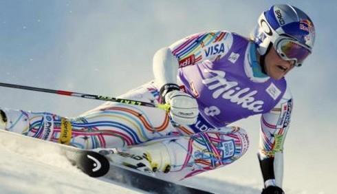 Sci alpino: vince Lindsey Vonn, fuori Federica Brignone