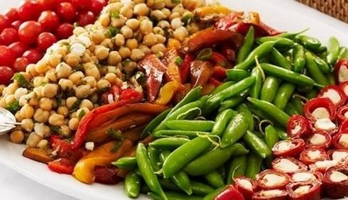 Dieta vegetariana equilibrata
