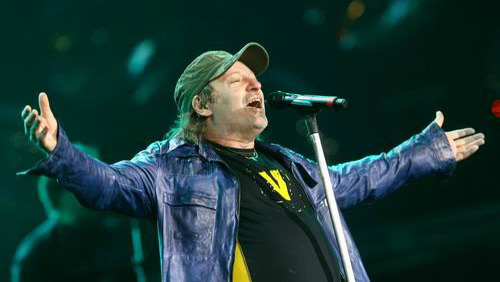 Vasco Rossi ha avuto endocardite e polmonite