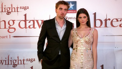 Robert Pattinson e Ashley Greene: fan event a Bruxelles