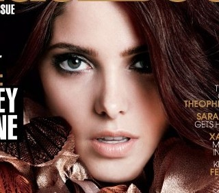 Ashley Greene si svela su Blackbook