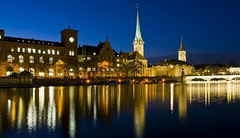 Zurigo, una città da scoprire