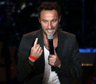 X-Factor: Francesco Facchinetti attacca Simona Ventura su Facebook