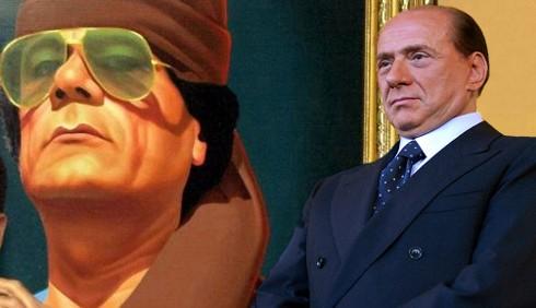 Gheddafi: le parole di Silvio Berlusconi e le reazioni mondiali