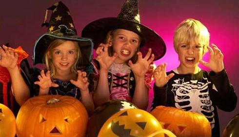Halloween e bambini, come divertirsi in sicurezza