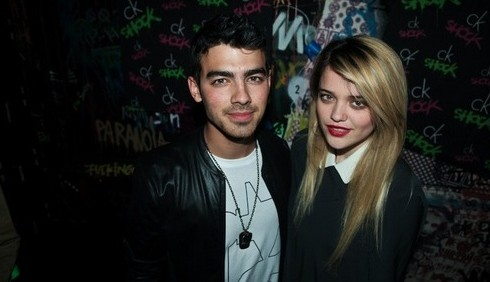 Joe Jonas e Sky Ferreira nuova coppia?