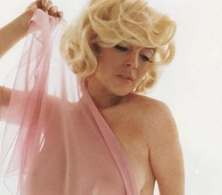 Lindsay Lohan nuda per Playboy