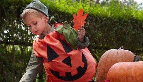 Halloween, costumi per bambini last-minute