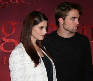 Robert Pattinson e Ashley Greene a Stoccolma