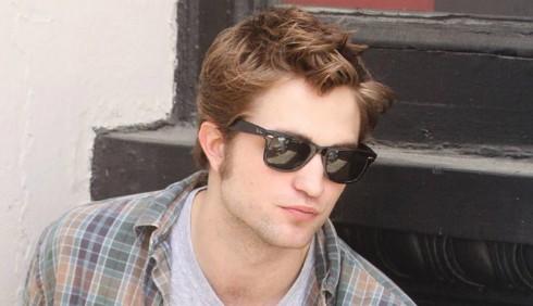 Robert Pattinson protagonista di