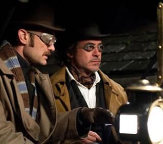 """Secondo trailer per """"Sherlock Holmes: Gioco di Ombre"""""""