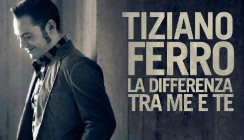 La differenza tra me e te, nuovo singolo di Tiziano Ferro