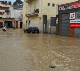 Alluvione e frana a Messina: almeno 3 morti