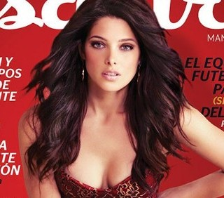 Ashley Greene su Esquire