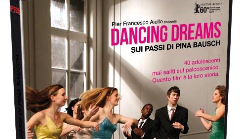Dancing Dreams – Sui passi di Pina Bausch in DVD