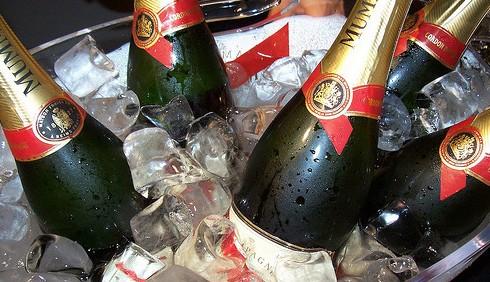 Natale 2011: la dieta dello champagne