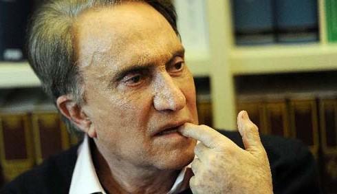 Emilio Fede lascia il TG4 per solidarietà a Silvio Berlusconi