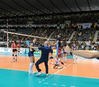 World Cup di volley: Italia batte Germania e va a Londra