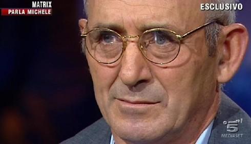 Michele Misseri contro Roberta Bruzzone a Matrix