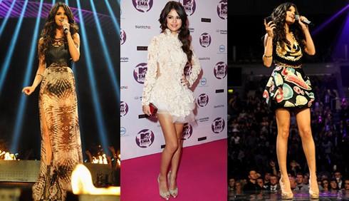 Selena Gomez: i look da imitare