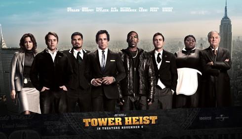 Tower Heist - Colpo ad alto livello: recensione