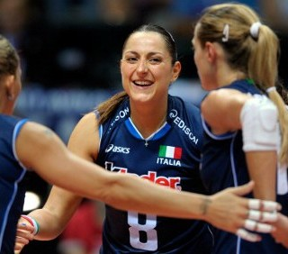Coppa del Mondo di volley: Italia batte Brasile, Londra vicina