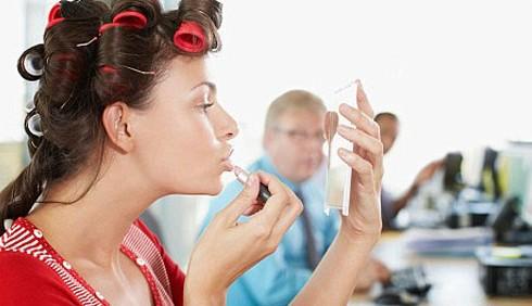 Make-up sul lavoro, gli errori da evitare