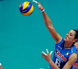 World Cup di volley: bene l'Italia, si attende la Corea del Sud