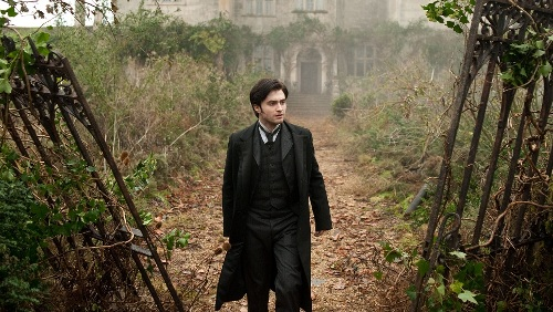 "Daniel Radcliffe rinato in ""The Woman in Black"""