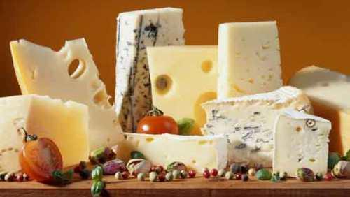 formaggio consentito nelle dietetiche