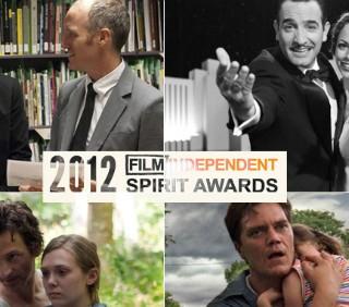 Film Independent Spirit Awards 2012, le nomination