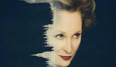Meryl Streep presenta