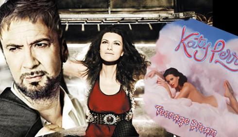 11/11/11: singoli di Laura Pausini, Katy Perry e Marco Masini