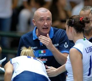 World Cup di volley: Italia batte Corea del Sud
