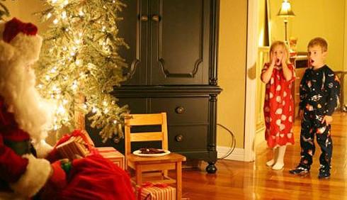 Babbo Natale non esiste: quando dirlo ai figli?