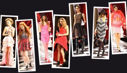 Natale 2011: cofanetti Pupa Haute Couture