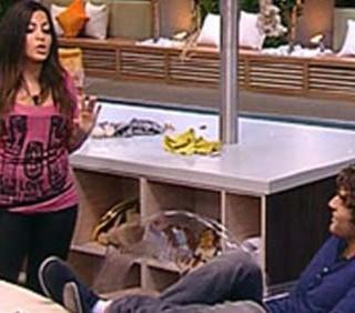 GF12: Floriana Messina, flirt passato con Amedeo Aterrano