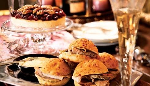 Menu di Capodanno 2012: ricette per un buffet