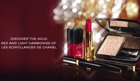 Natale 2011: Chanel festeggia con Les Scintillances
