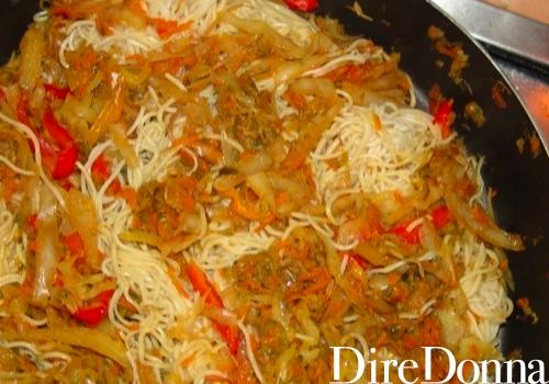 Noodle in padella